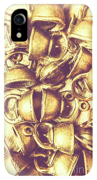 Kettles iPhone XR Case - Antique Cafe Composition by Jorgo Photography - Wall Art Gallery