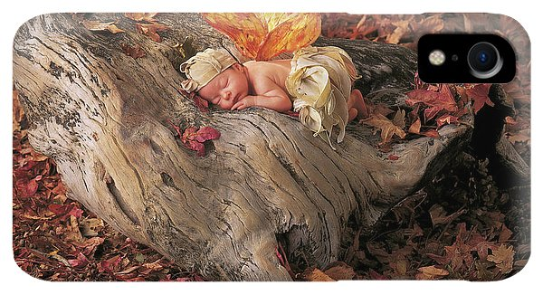 Fairy iPhone XR Case - Woodland Fairy by Anne Geddes