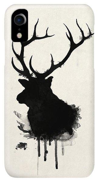 iPhone XR Case - Elk by Nicklas Gustafsson