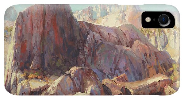 Rocky Mountain iPhone XR Case - Ascension by Steve Henderson