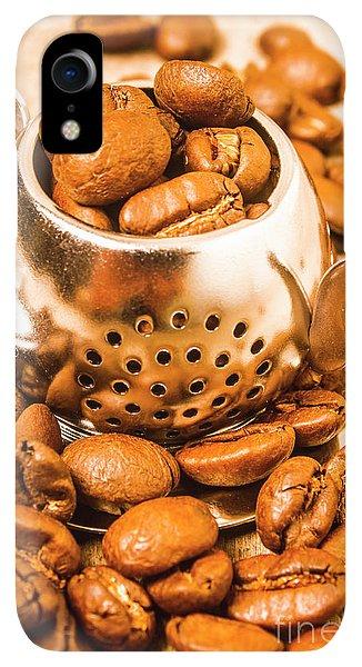 Kettles iPhone XR Case - Beans The Little Teapot by Jorgo Photography - Wall Art Gallery