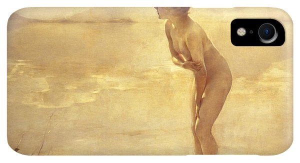 20th iPhone XR Case - Chabas, September Morn by Paul Chabas
