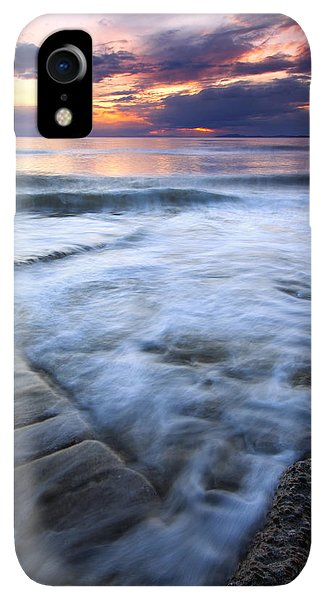 Whidbey iPhone XR Case - Civilization Forgotten by Mike  Dawson