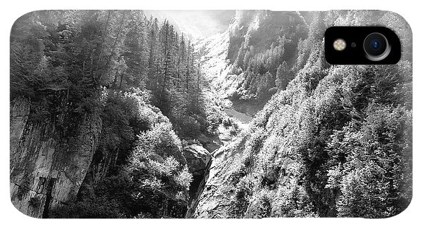 Dick Goodman iPhone XR Case - Denali National Park 2 by Dick Goodman
