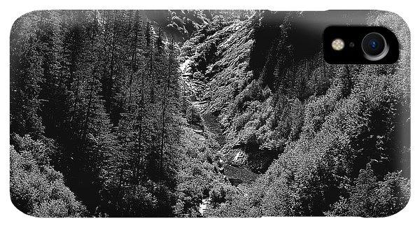 Dick Goodman iPhone XR Case - Denali National Park 3 by Dick Goodman