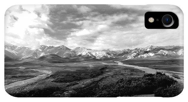 Dick Goodman iPhone XR Case - Denali National Park 4 by Dick Goodman