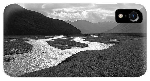 Dick Goodman iPhone XR Case - Denali National Park 5 by Dick Goodman