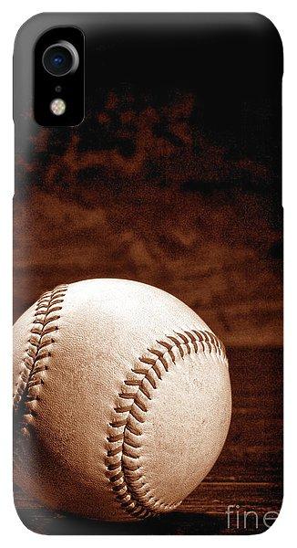 timeless design 19411 9988a Baseball iPhone XR Cases | Fine Art America
