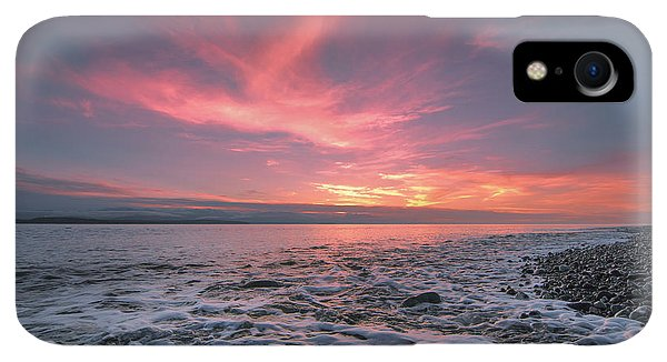 Whidbey iPhone XR Case - Glorious Sky by Ryan McGinnis