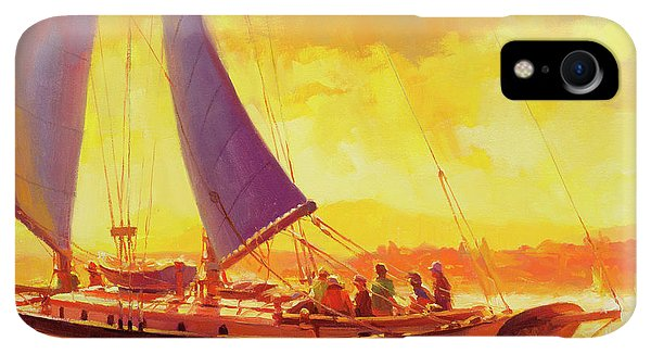 Whidbey iPhone XR Case - Golden Opportunity by Steve Henderson