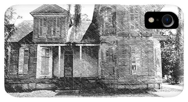 Dick Goodman iPhone XR Case - Homestead 2 by Dick Goodman