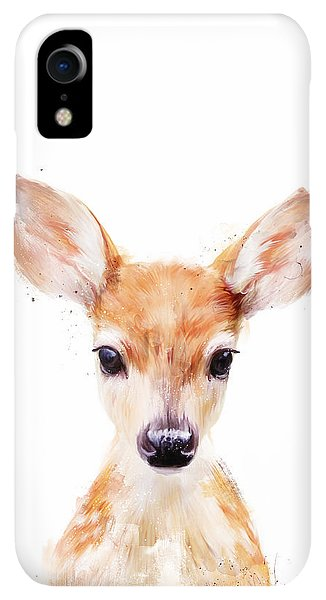 iPhone XR Case - Little Deer by Amy Hamilton