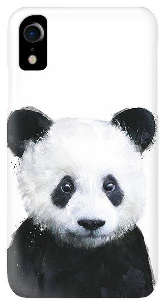 iPhone XR Case - Little Panda by Amy Hamilton