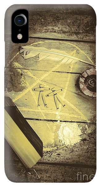 Satanic Pentagram iPhone XR Cases | Fine Art America