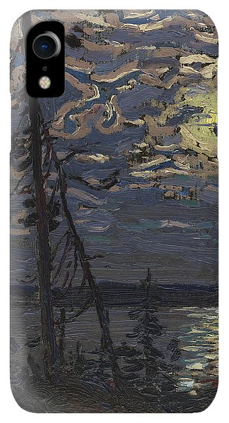 20th iPhone XR Case - Moonlight by Tom Thomson