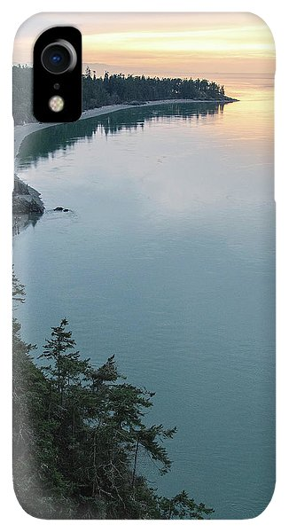 Whidbey iPhone XR Case - North Beach Of Whidbey by Ryan McGinnis