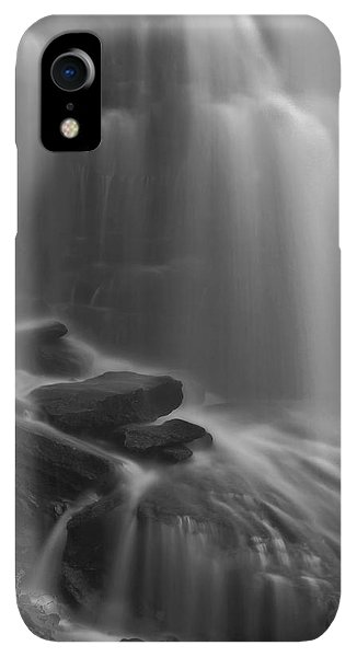 Flow iPhone XR Case - Sheer Bliss by Evelina Kremsdorf