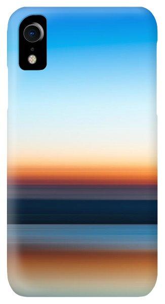 Kettles iPhone XR Case - Sunset At Ottawa Lake by Scott Norris