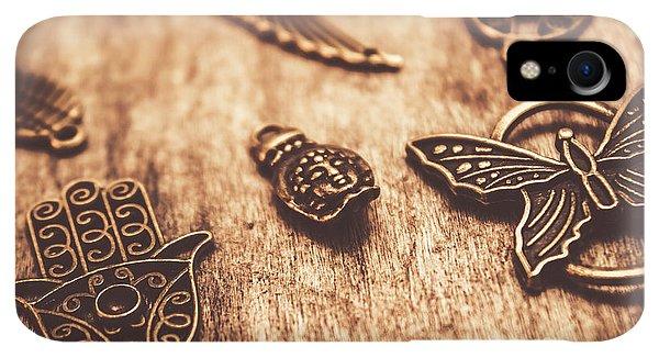 Spirituality iPhone XR Case - Symbols Of Zen by Jorgo Photography - Wall Art Gallery