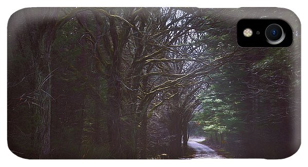Kettles iPhone XR Case - The Road To Somewhere by Scott Norris