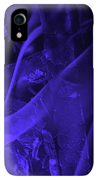 iPhone XR Case - Violet Shine I by Orphelia Aristal