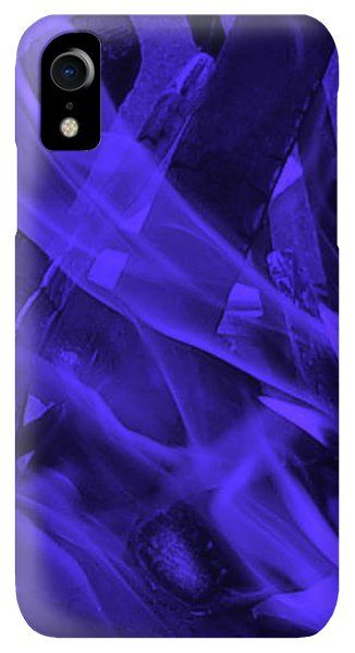 iPhone XR Case - Violet Shine I I by Orphelia Aristal