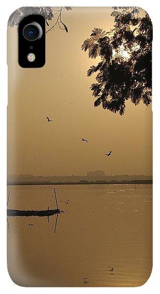 Landscapes iPhone XR Case - Sunset by Priya Hazra