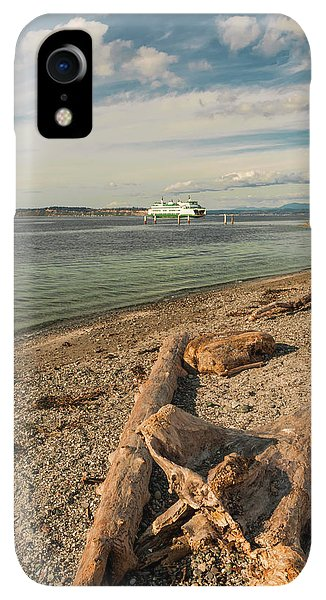 Whidbey iPhone XR Case - Usa, Washington State, Mukilteo by Richard Duval