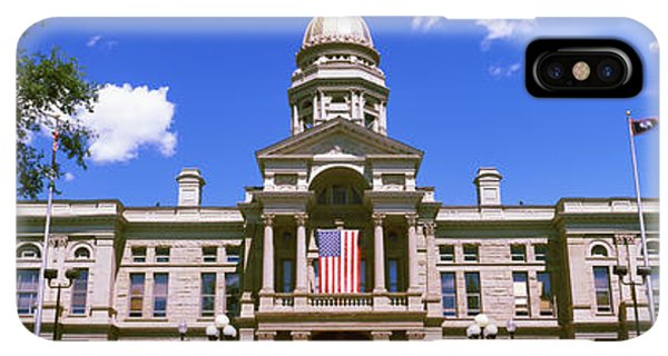 Wyoming State Capitol iPhone XS Max Cases | Fine Art America
