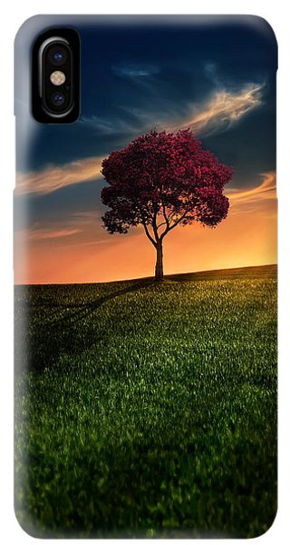 iPhone XS Max Case - Awesome Solitude by Bess Hamiti