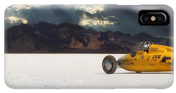 iPhone XS Max Case - Dakota 158 by Keith Berr