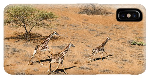 Africa iPhone XS Max Case - Family Paradise by John Fan