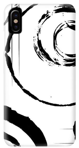 Abstract iPhone XS Max Case - Honor by Melissa Smith