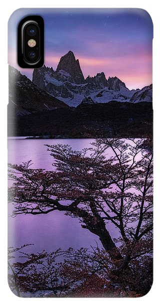South America iPhone XS Max Case - Passage Of Light by Yan Zhang