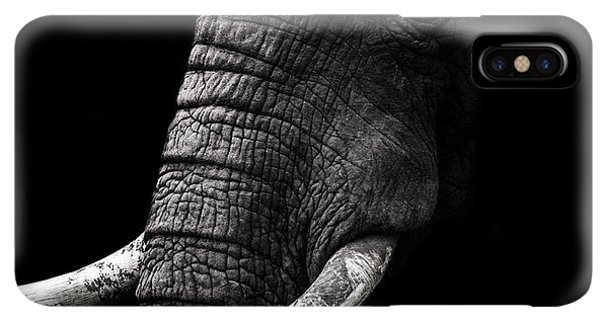 Africa iPhone XS Max Case - Portrait by Wildphotoart