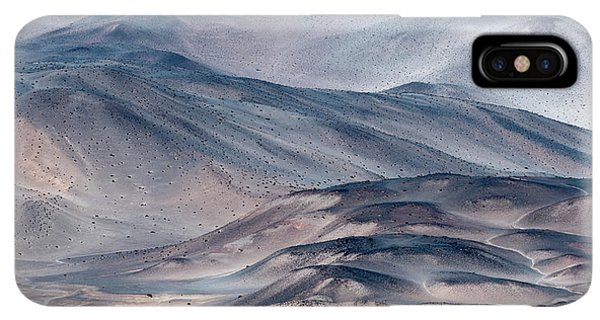 South America iPhone XS Max Case - Puna Atacama 4 by Miquel Angel Art??s