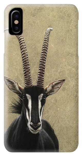 Africa iPhone XS Max Case - Sable by James W Johnson