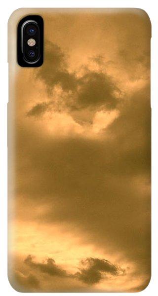 iPhone XS Max Case - Strange Atmosphere by Orphelia Aristal