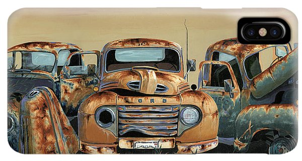 iPhone XS Max Case - Three Amigos by John Wyckoff