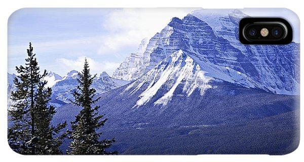 Rocky Mountain iPhone XS Max Case - Mountain Landscape by Elena Elisseeva