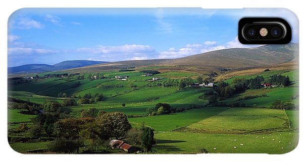 St. Patricks Day iPhone XS Max Case - Sperrin Mountains, Co Tyrone, Ireland by The Irish Image Collection