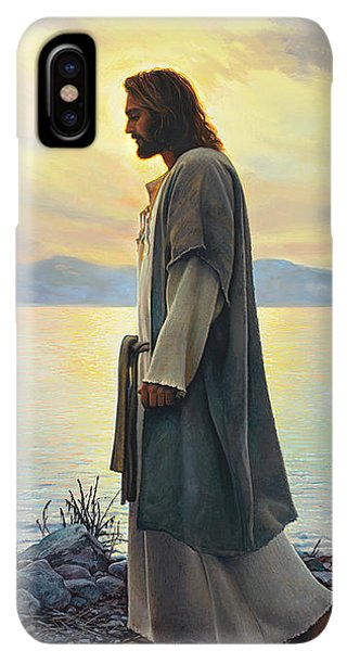 Christian iPhone XS Max Case - Walk With Me  by Greg Olsen