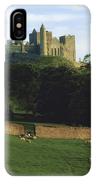 St. Patricks Day iPhone XS Max Case - Rock Of Cashel, Co Tipperary, Ireland by The Irish Image Collection