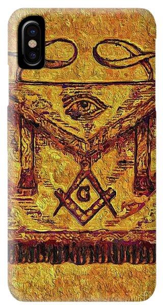 Secret Society iPhone XS Max Cases | Fine Art America