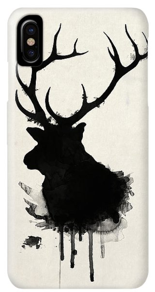 iPhone XS Max Case - Elk by Nicklas Gustafsson