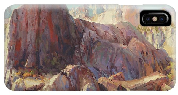 Rocky Mountain iPhone XS Max Case - Ascension by Steve Henderson