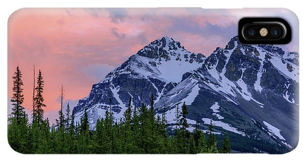 Rocky Mountain iPhone XS Max Case - Day's End by Chad Dutson