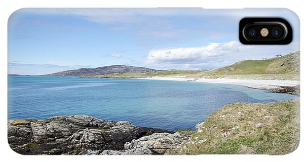 Scotland iPhone XS Max Case - Eriskay Bay by Smart Aviation