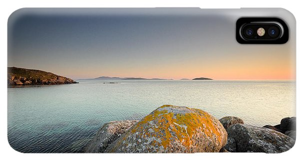 Scotland iPhone XS Max Case - Eriskay Dusk by Smart Aviation