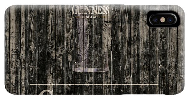 St. Patricks Day iPhone XS Max Case - Guinness by Dan Sproul